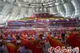 民运会定格—周永红 摄影